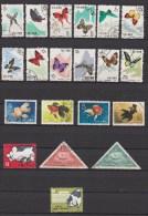China  Used Collection Animals - 1949 - ... République Populaire
