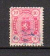 FINLANDE    Oblitéré    Y. Et T.  N° 22     Cote: 3,75 Euros - 1856-1917 Administration Russe