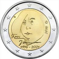 """FINLANDIA  2€  2.014/2014  SC/UNC BIMETALICA    """"100 Aniversario Del Nacimiento De TOVE JANSSON""""  T-DL-11.048 - Finland"""