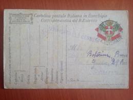 CARTOLINA   MILITARE - Sin Clasificación