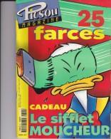 Picsou 25 Farces  (sans Le Cadeau) - Picsou Magazine