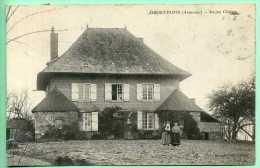 08 OMONT-PLOYS - Ancien Chateau - Altri Comuni