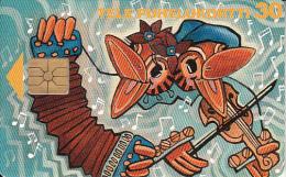 FINLAND - Kaustinen Folk Music Festival, 03/98, used