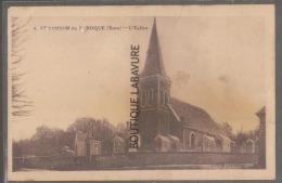 27----ST SAMSON DE LA ROQUE---L'Eglise----cpsm Pf - Francia