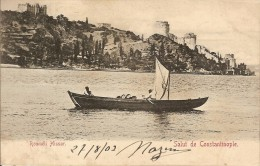 SALUT DE CONSTANTINOPLE-ROUMELI HISSAR - Turchia