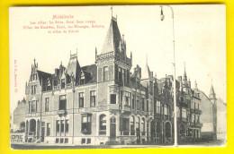 VILLAS BRISE BEAU-RIVAGE MOUETTES HENRI MESANGES ANTONIA Voor 1906 = MIDDELKERKE LITTORAL KUST Pub Andre Verdonck 2581 - Middelkerke