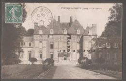 27---FLEURY LA FORET Le Chateau - Francia