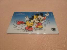 BELGIUM - Nice Prepaid Phonecard As On Photo - Disney - Belgio