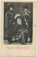 Type Du Caucase No 54 Chamil Et Ses Deux Fils  P. Used To Seraing Belgium - Russia