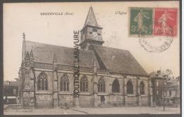 27---BEUZEVILLE----L'Eglise- - Francia