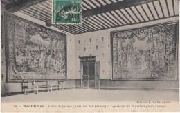 CPA - MONTDIDIER - Palais De Justice (Salle Des Pas-Perdus) - Tapisseries De Bruxelles (XVIIè Siècle) - Montdidier