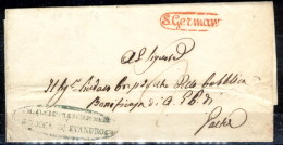 An Germano-13 (senza Testo) - 1. ...-1850 Prefilatelia