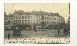 Saint Josse Ten Noode : La Place Hauwaert - St-Josse-ten-Noode - St-Joost-ten-Node