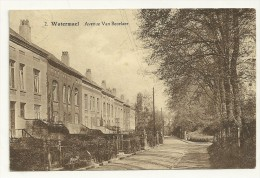 Boitsfort : Avenue Van Becelaere - Watermael-Boitsfort - Watermaal-Bosvoorde