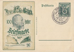 DR Privat-Ganzsache Minr. PP149 D1 SST Breslau25.6.40 - Deutschland