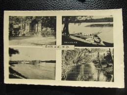 AK Orth An Der Donau B.Gänserndorf 1940  / D*14726 - Gänserndorf
