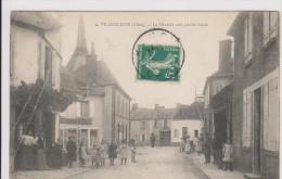 D18 - VILLEQUIERS - LA GRANDE RUE PARTIE HAUTE - état Voir Descriptif - France