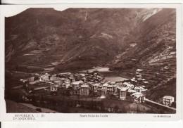 SANT JULIA DE LORIA (Andorre-Andorra) Vue Du Village - VOIR 2 SCANS - - Andorra