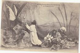 CPA - Amicale Libre De Bourg Argental (42) - La Passion En 1913 - Jésus Au Jardin Des Oliviers - Bourg Argental