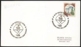 ITALIA CAMPOBASSO 1996 - 50° ANNIVERSARIO CADUTI TIRO A SEGNO NAZIONALE - CARD - 2. Weltkrieg