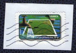 France 2010 Oblitéré Used Stamp Protégeons L'eau Irrigation Y&T 409 - France