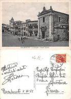 Racalmuto S. Giuseppe E Piazza Castello Anno 1955 Edit. Fantauzzo (R-L 122) - Agrigento