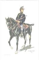 17 Cartes Postales ARMEE Belge COSTUMES 15cmX10cm J. DEMART  Ill. 1950 UNIFORMES MILITAIRES Tres Bonne état PHOBEL Brux. - Uniformes