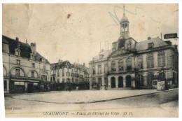 (199 M+S) France - Chaumont Hotel De Ville - Monuments