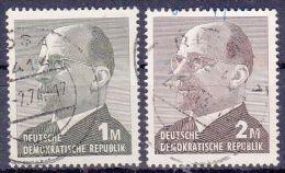 DDR 1969 / MiNr.  1481 – 1482   O / Used  (n632) - Usati