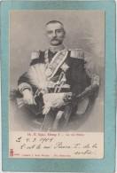 LE  ROI  PIERRE  -  1904  -  CARTE  PRECURSEUR  - - Servië