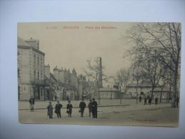 Moulins Place Des Bouchers - Moulins