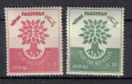 Pakistan Y&T 113/114 ** - Pakistan