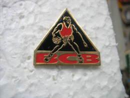 Pin´s Du BCB, Basket Club De BONCOURT (Suisse) - Pallacanestro