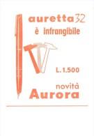 AURETTA 32 AURORA CARTA ASSORBENTE - Buvards, Protège-cahiers Illustrés