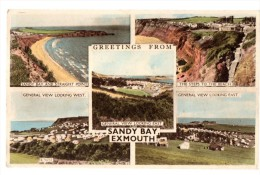 Exmouth Sandy Bay - Royaume-Uni