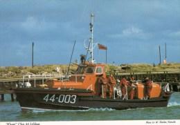 Postcard - Great Yarmouth & Gorleston Lifeboat, Norfolk. 2DS160 - Barcos