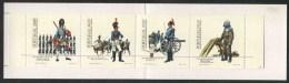 1985 Portogallo, Libretto Uniformi Militari, Serie Completa Nuova (**) - Libretti