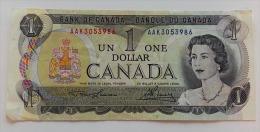 CANADA 1 DOLLAR 1973 - Kanada
