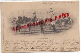 MILITARIA - GUERRE - TRAIN REGIMENTAIRE - BELLE CARTE PRECURSEUR 1902 - Andere Oorlogen