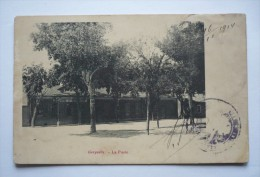 88 -GERYVILLE - La Poste - Andere Gemeenten