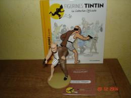EDITION MOULINSART   ALONSO PEREZ LE CERVEAU DANS TINTIN ET L'OREILLE CASSEE - Tintin