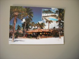 ETATS UNIS FL FLORIDA FORT MYERS BEACH ESTERO BOULEVARD THE OUTRIGGER BEACH RESORT - Fort Myers