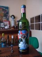 Bouteille Sérigraphiée - 50° Anniversaire D.DAY - Bordeaux - 0.75l - Vide - - Otras Botellas