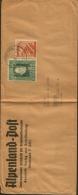 1947 INNSBRUCK To GENOVA - 1945-.... 2. Republik