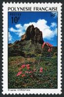 POLYNESIE 1974 - Yv. 100 ** TB  Cote= 2,50 EUR - Piton Rocheux ..Réf.POL22224 - Neufs
