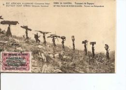 Ruanda-Urundi -Transport De Bagages ( EP De 1918 à Voir) - Ruanda-Urundi
