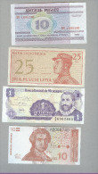 BANCONOTE ESTERE...LOTTO...LOT - Coins & Banknotes