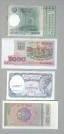 BANCONOTE ESTERE...LOTTO...LOT - Monnaies & Billets