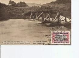 Ruanda -urundi -Pont De Fortune ( EP De 1918 à Voir) - Ruanda-Urundi