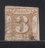 1862 - 1864    MICHEL   Nº  31 - Tour Et Taxis